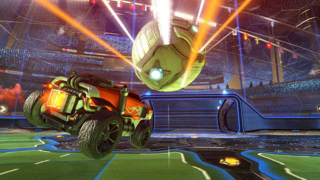 Rocket League è gratis da oggi! | Vigamus Magazine
