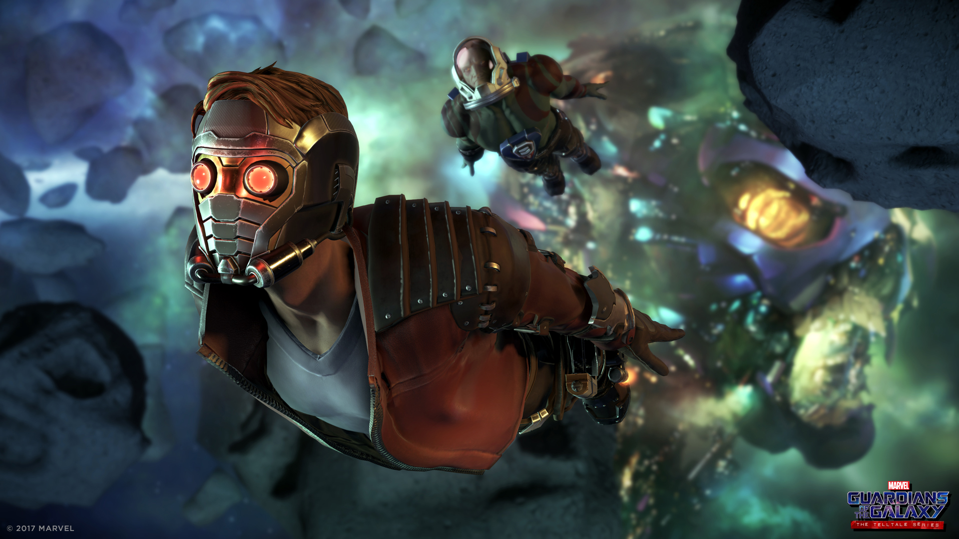 Recensione Marvel's Guardians of the Galaxy: The Telltale Series – EP.1 Tangled Up in Blue | Vigamus Magazine