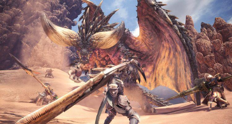 bbe198ecc893 Monster Hunter World accoglie The Witcher 3 per un evento crossover   rivelata la data