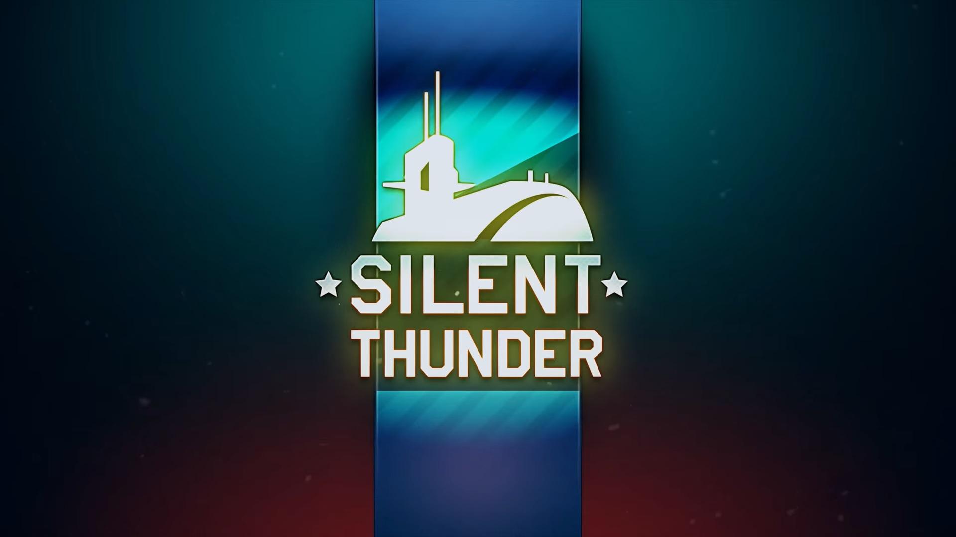 Silent thunder war thunder game