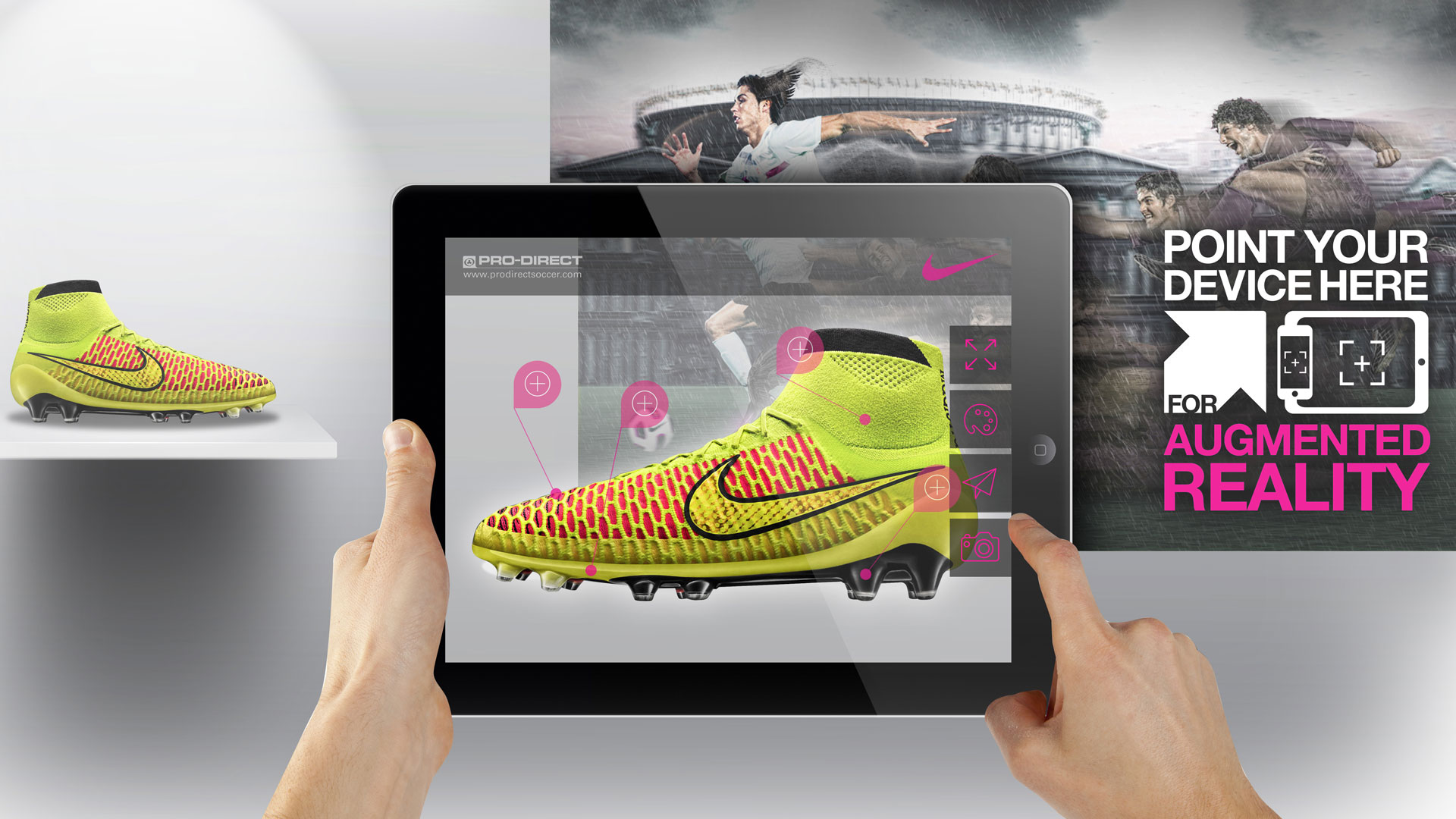 Per Nike Di Il E Ar Scarpe Indumenti In Un'applicazione Design wtvqr6tP