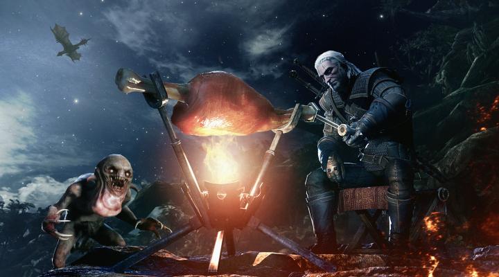 3e40d1025008 Monster Hunter  World accoglie Geralt di Rivia di The Witcher 3  Wild Hunt