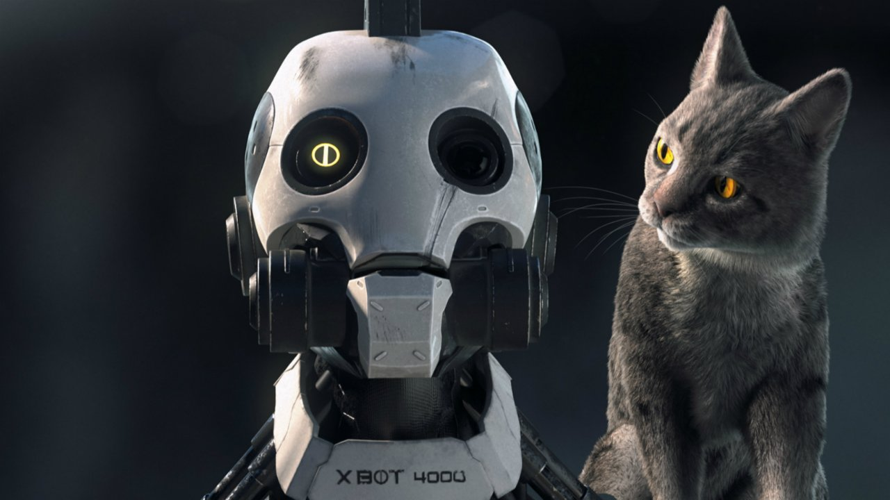 love, death and robots - photo #6