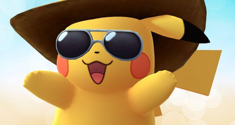 fornire un'ampia selezione di super economico rispetto a Sconto speciale Pokémon GO si popola di Pikachu Cappello di Paglia