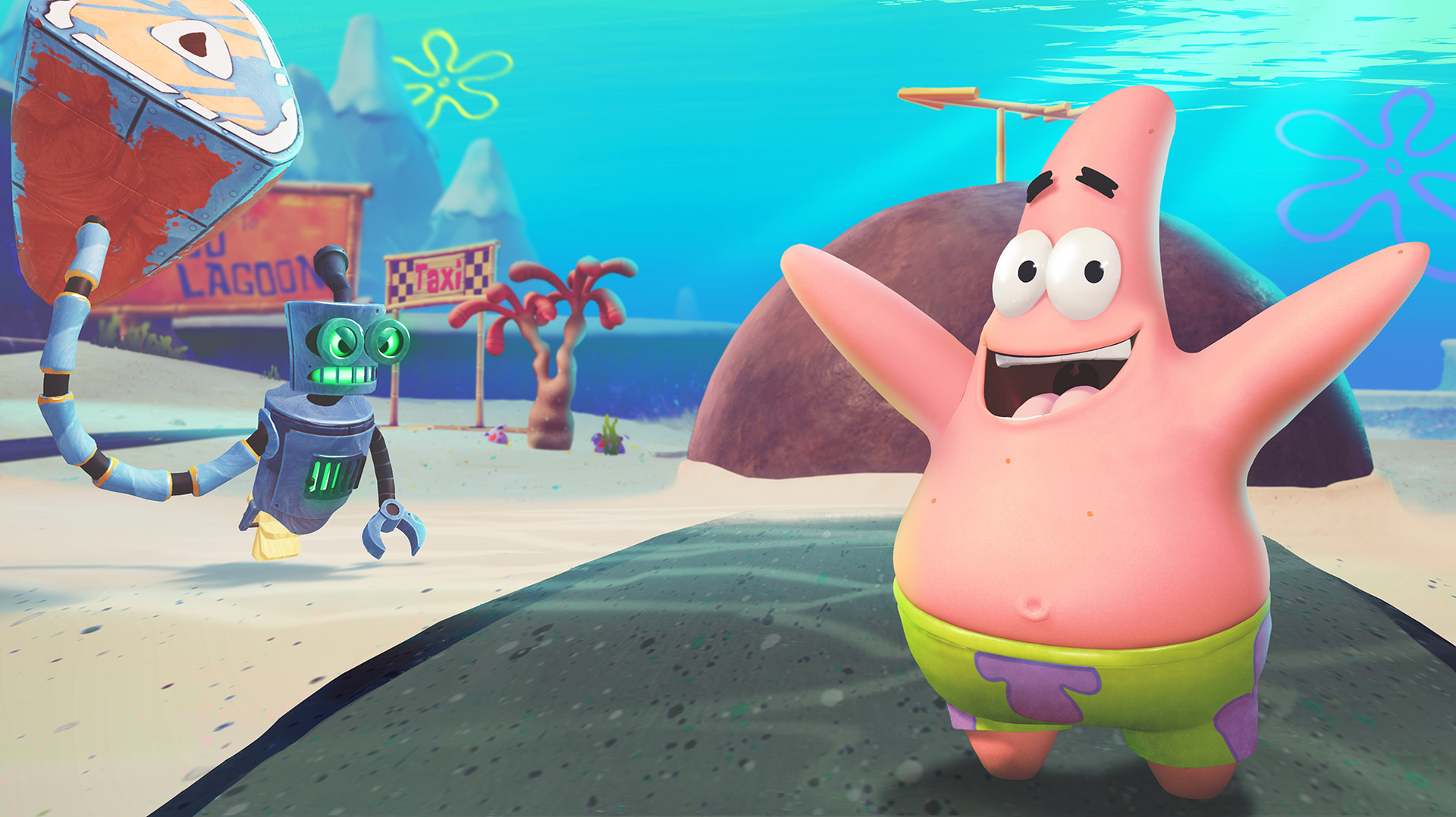Bob Esponja: Battle for Bikini Bottom - Rehidratado si ...