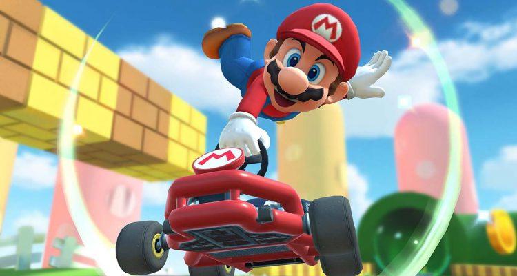 Mario Kart Tour Birdo E Il Suo Uovo Si Lanciano In Pista