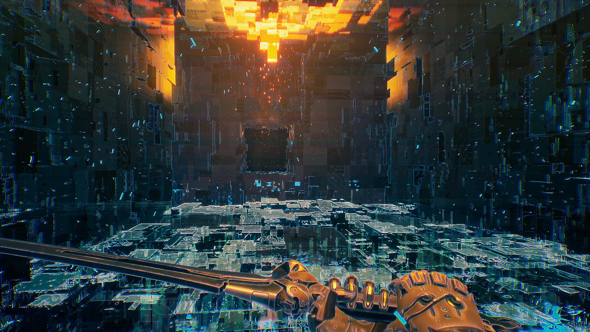 Ghostrunner Demo Proven - Паркур в неоновом море | Журнал Vigamus