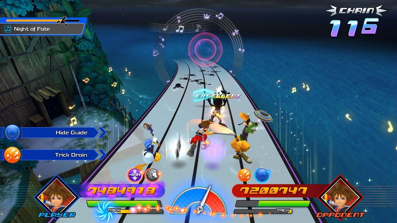 Kingdom Hearts Melody of Memory ha una lunga lista di parole che comportano il ban | Vigamus Magazine